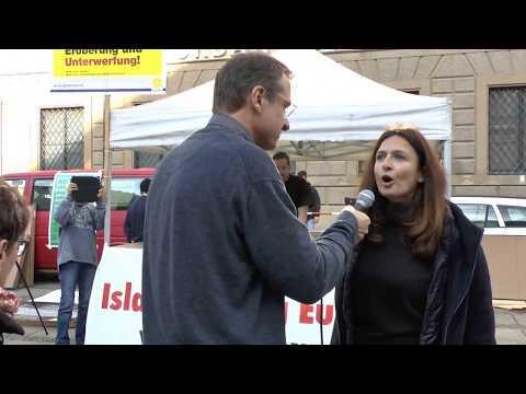 Muslima fühlt sich durch Islamaufklärung beleidigt und rastet aus