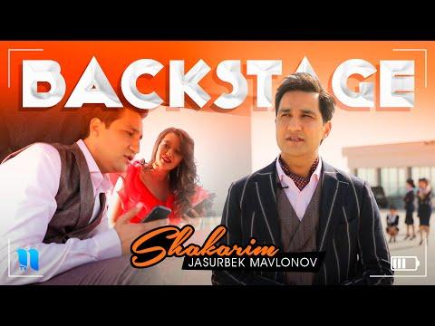 Jasurbek Mavlonov - Shakarim  (Backstage)