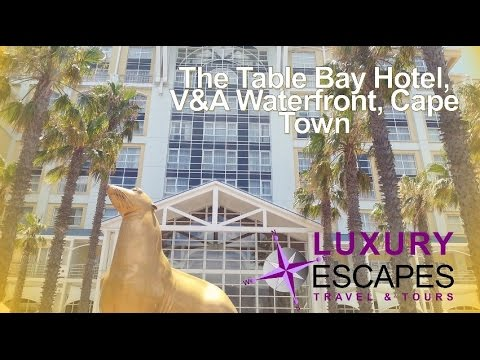 The Table Bay Hotel, V&A Waterfront, Cape Town