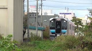 JR五能線 GV-E400系 試運転  2020.10.30