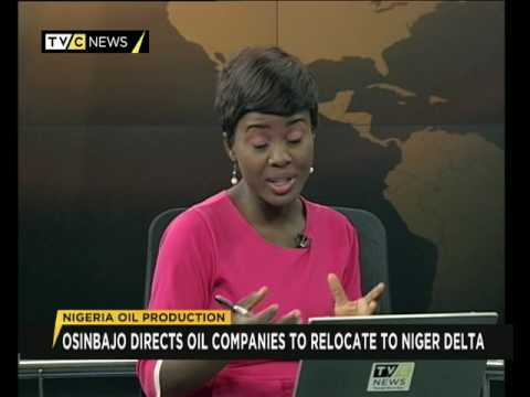 Nigeria: Oil Companies to relocate to Niger Delta