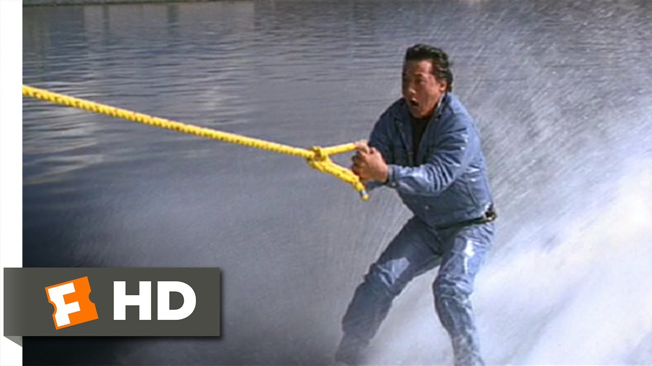 Download Rumble in the Bronx (9/12) Movie CLIP - Hovercraft By Sea (1995) HD