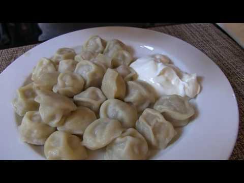 США 4265: Обед в Ukrainian Village, Chicago - борщ, вареники, пампушки и все такое