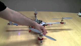 Basic Quadcopter Tutorial - Chapter 8 - Motor Directions