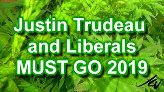 """""""Stoned and wasted """" Trudeau"""