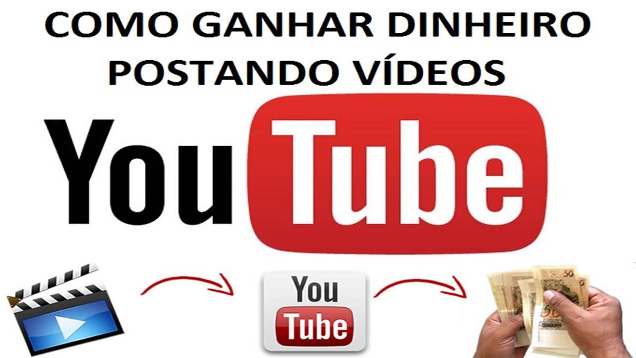 como fazer dinheiro online youtube video