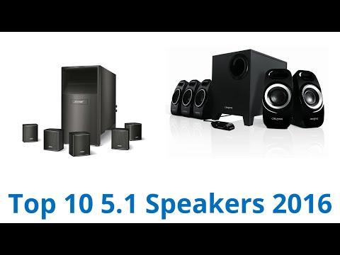 10 Best 5.1 Speakers 2016