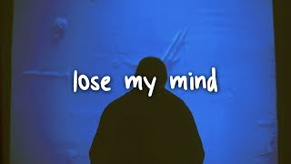 dean lewis - lose my mind (acoustic) // lyrics