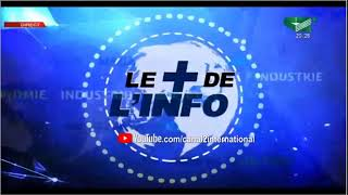 LE JOURNAL 19H50 du Mardi 11/06/2019 - Canal 2 international