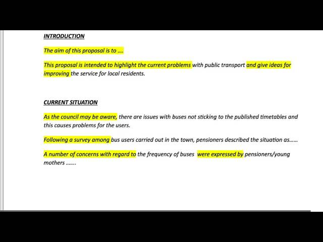 How to write a cae proposal cae exam tips spiritdancerdesigns Images