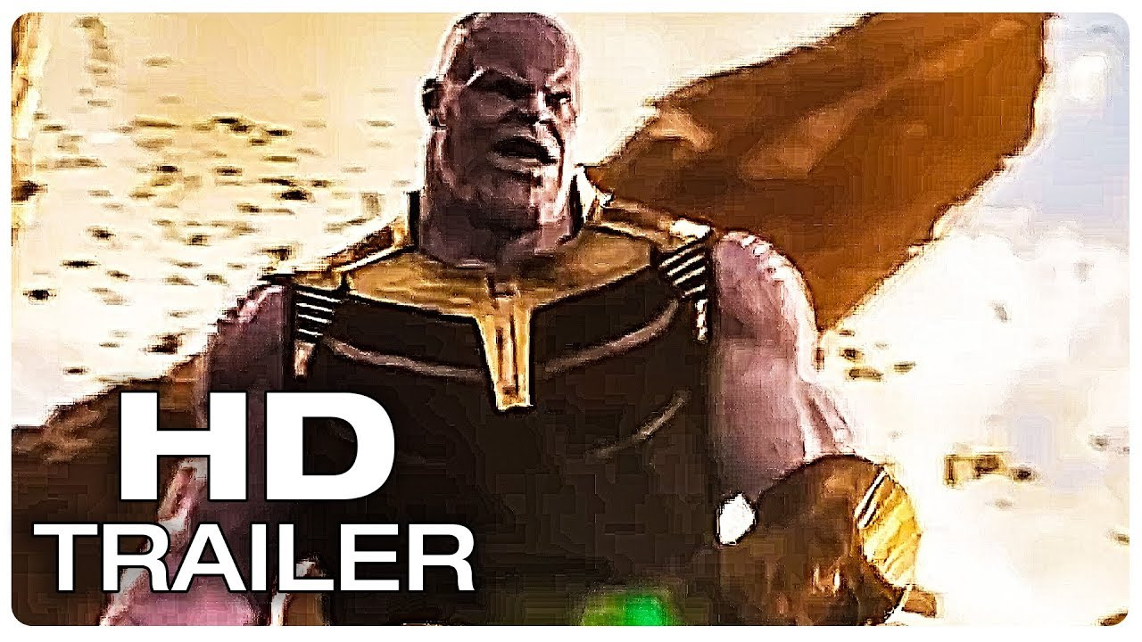 Avengers Infinity War Trailer TV Spot Happy New Year (2018) Marvel Superhero Movie HD
