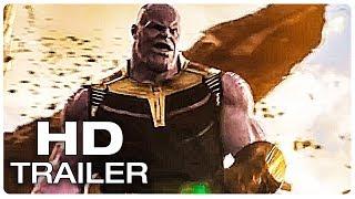 Avengers Infinity War Trailer TV Spot Happy New Year (2018) Marvel Superhero Movie HD
