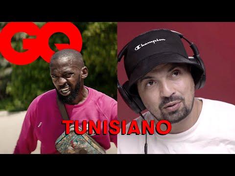 Youtube: Tunisiano juge le rap français: Booba, DA Uzi, Naps…   GQ