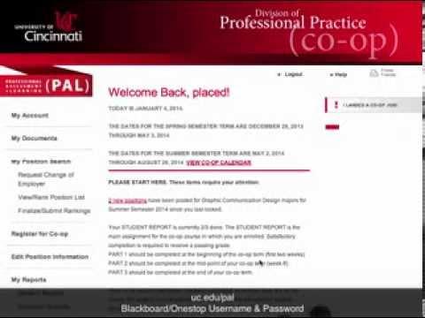 06 Registering for Co-op & Changing your Supervisor