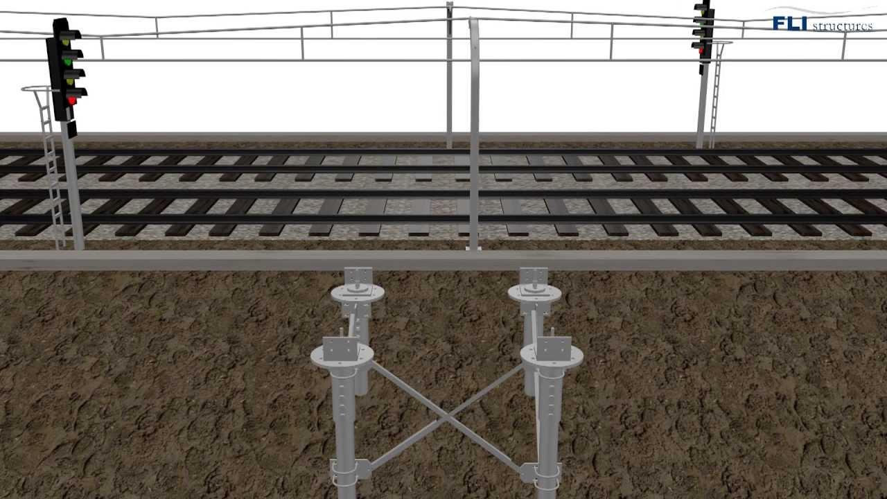 How do fli screw pile foundations work modular triple loc for How do foundations work