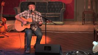 Dave Calder New Plymouth Singer Songwriters December 2012