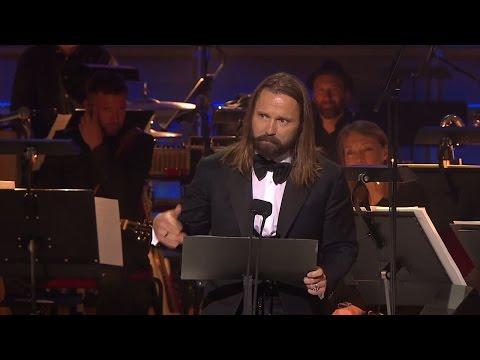 Här tar Max Martin emot Polarpriset 2016 (Polar Music Prize 2016)