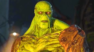 INJUSTICE 2 Swamp Thing Gameplay Tutorial (PS4/Xbox One)