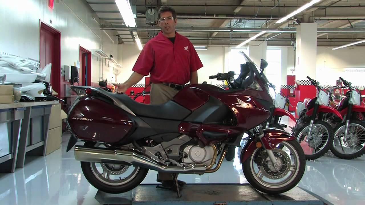 2010 Honda NT700V | Motorcycle - YouTube