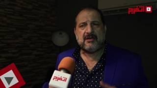 بالفيديو: حفل توقيع مسلسل خالد الصاوي الجديد