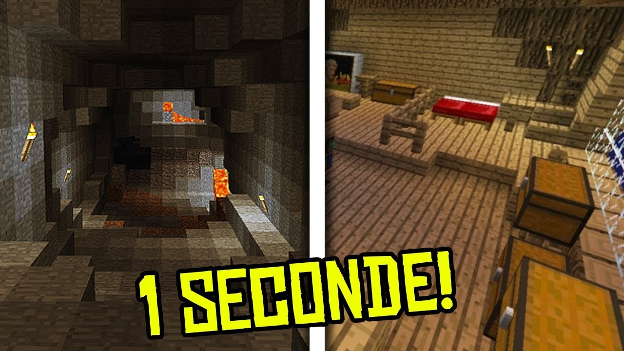 CAVE VERANDEREN IN SLAAPKAMER IN 1 SECONDE! - YouTube