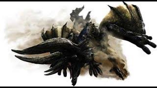 Special Arena: Black Diablos (Monster Hunter: World)