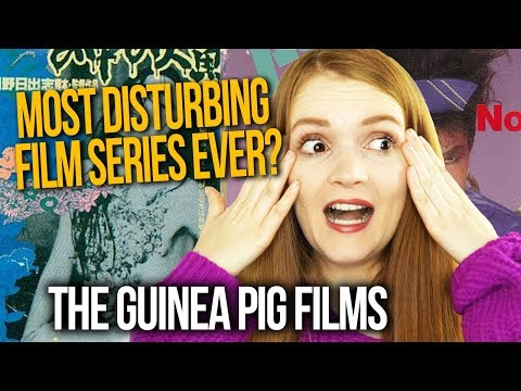 THE GUINEA PIG FILMS REACTION & RANKING | most disturbing series ever?