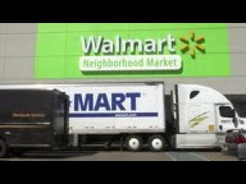 """Walmart turns store into """"A.I. Factory"""""""