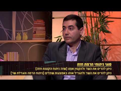 """הרמת חזה - ד""""ר ערן חדד - ערוץ הרופאים הישראלי"""