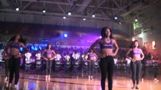 "Alcorn State 2014 ""Togetherness"" Midnight Madness (Golden Girls)"