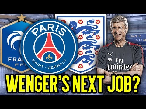Arsene Wenger's Next Job Should Be... | Continental Club