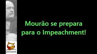 Mourão se prepara para o impeachment!