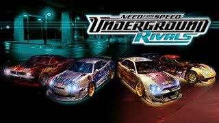 Need for Speed: Underground Rivals (0009/0016/0098/0122) (PSP Intro)