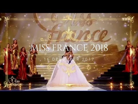 Miss France 2018  - Official Promo
