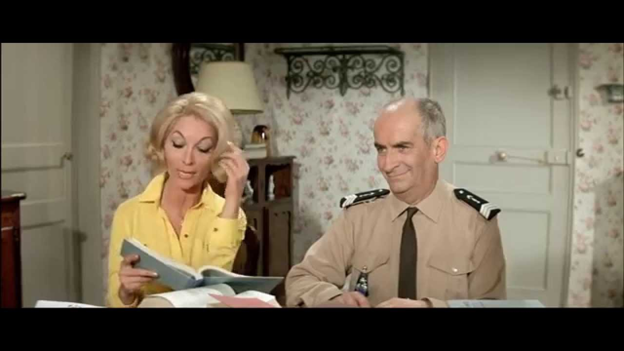 louis de fun s le gendarme se marie 1968 je me fous de josepha youtube. Black Bedroom Furniture Sets. Home Design Ideas
