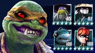 - Ninja Turtles Legends PVP HD Episode 410 TMNT