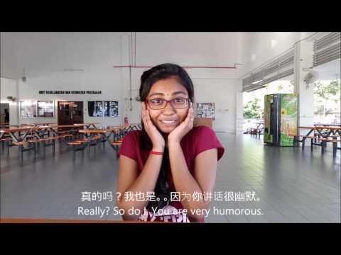 LAC 100 Chinese Language 1 - USM Engineering Campus
