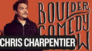Meet Chris Charpentier | Boulder Comedy Show Podcast