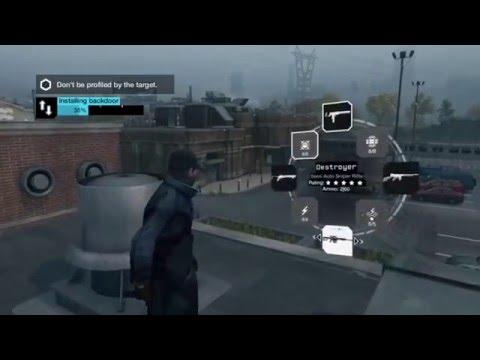 Watch_Dogs™ - Hack Attack - Globe Light Climb