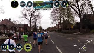 20150419 ASICS Greater Manchester Marathon 2015 Race: The Uncut