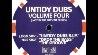 Amadeus Mozart And Andy Pickles - Untidy Dubs R.I.P.