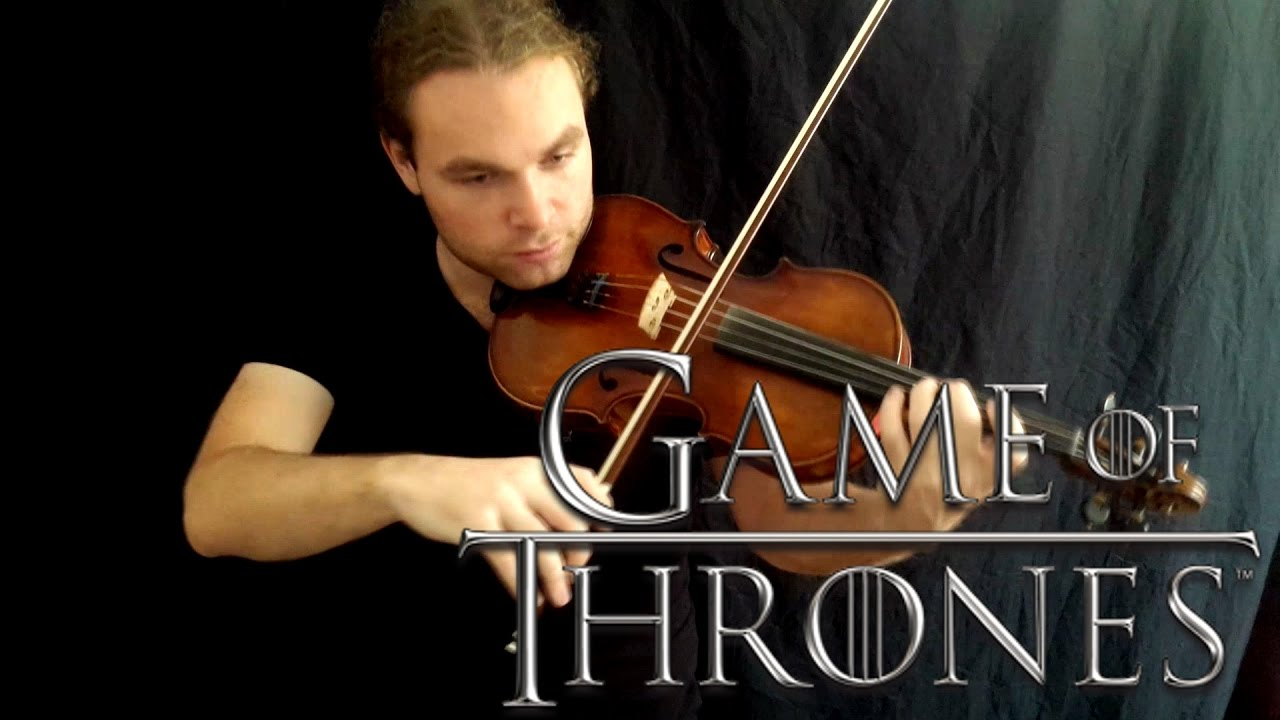 how to play game of thrones on viola