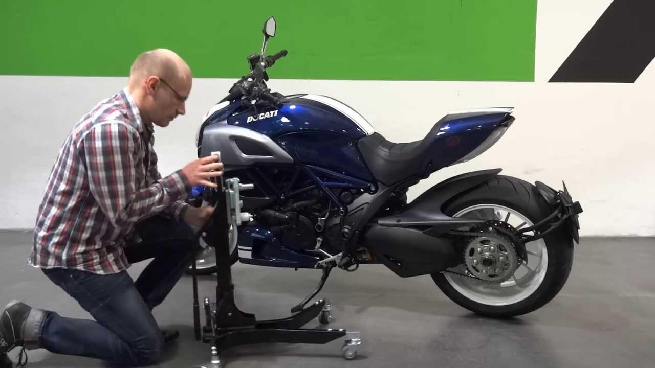 Ducati Diaval Rear Wheel Stand