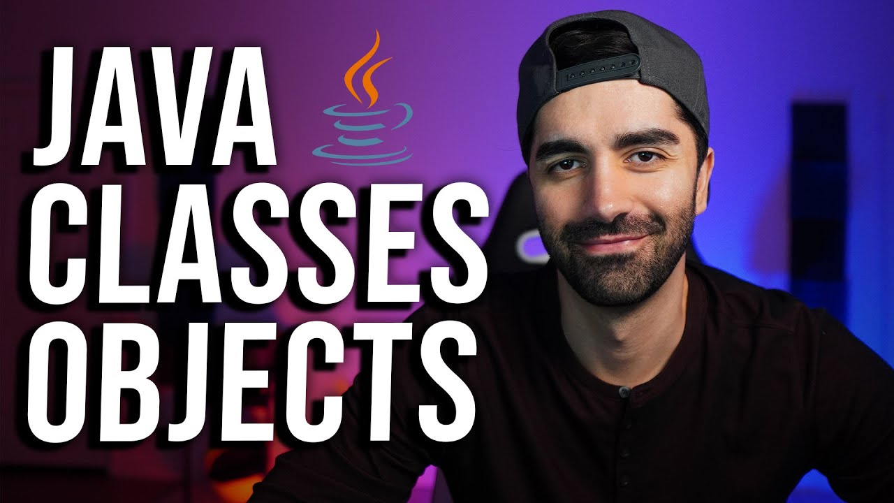 Java Classes & Objects