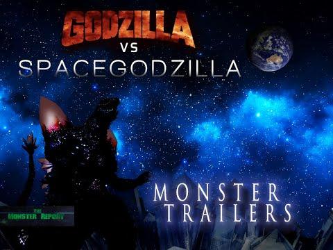 Monster Trailers: Godzilla vs. SpaceGodzilla (1994)