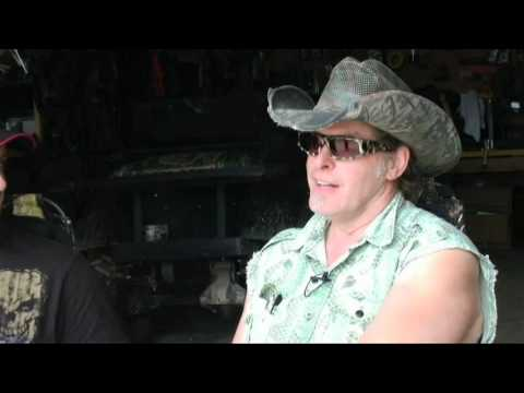 Ted Nugent on Fred Bear