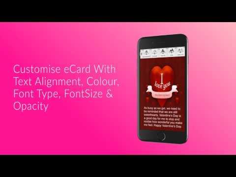 Love Cards Maker App - Create & Send Love Greeting Cards