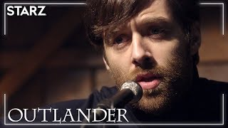 Outlander | Roger Performs | STARZ