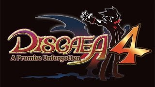 [PS3] Disgaea 4: A Promise Unforgotten *Max Characters Stats+Story Mode Completed Save*
