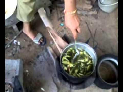 วิธีทำแกงหน่อไม้ อาหารพื้นบ้าน)